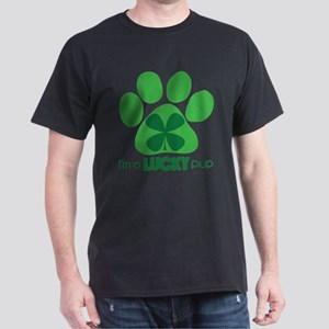 LuckyPups Dark T-Shirt