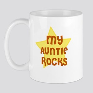 MY AUNTIE ROCKS Mug