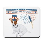 Happy 4th of July Mousepad