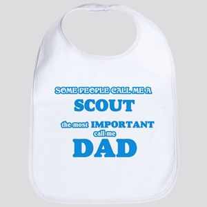 Some call me a Scout, the most important Baby Bib