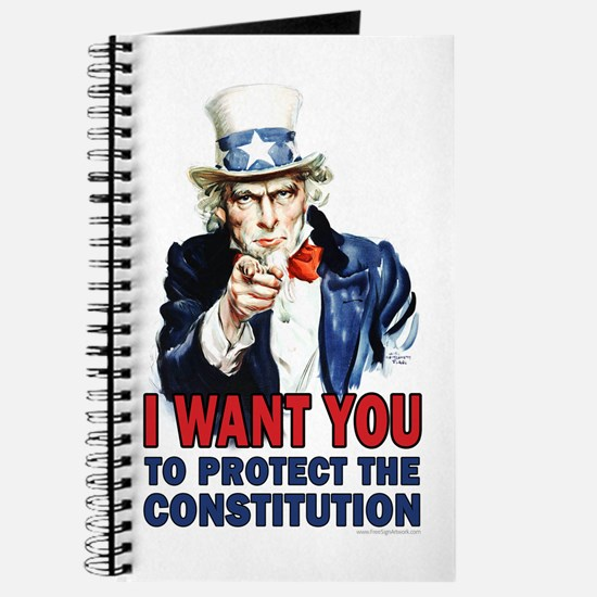 to Protect the Constitution Journal