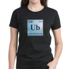 Unobtainium Women's Dark T-Shirt