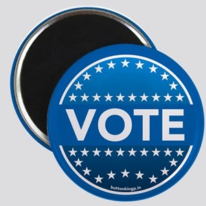 Vote Blue Magnet