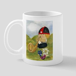 Alphorn Sepp Mug
