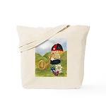 Alphorn Sepp Tote Bag