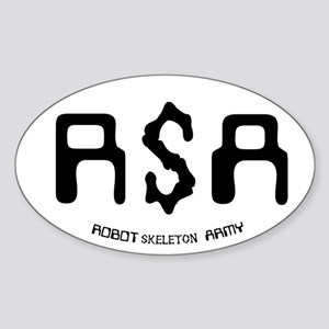 Sticker (Black RSA)