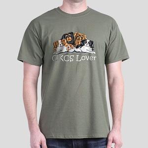 CKCS Lover Dark T-Shirt