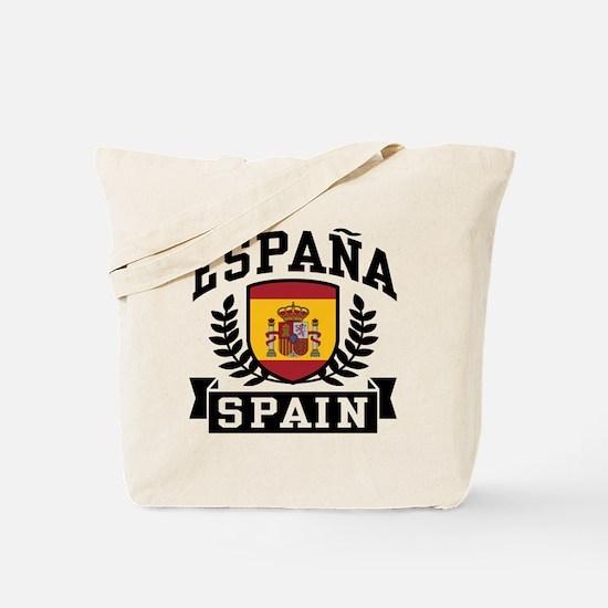 Espana Spain Tote Bag