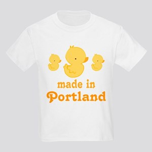 Made in Portland Kids Light T-Shirt