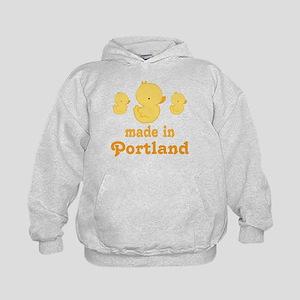 Made in Portland Kids Hoodie