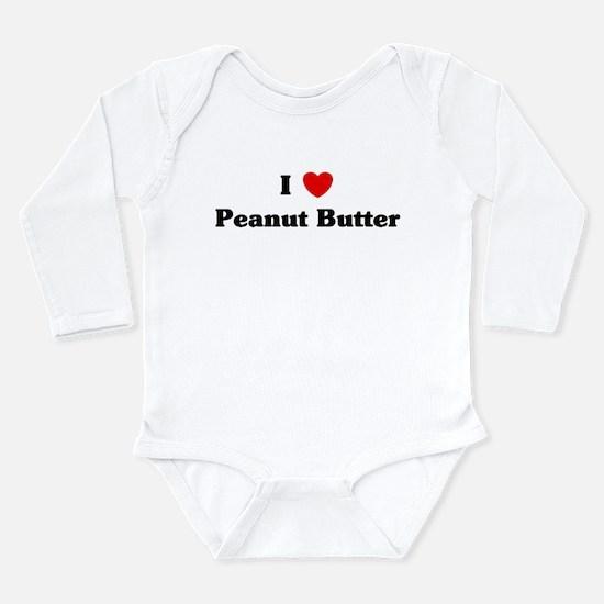 I love Peanut Butter Body Suit