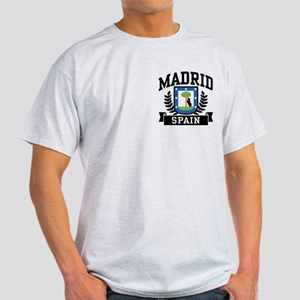 Madrid Spain Light T-Shirt