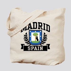 Madrid Spain Tote Bag