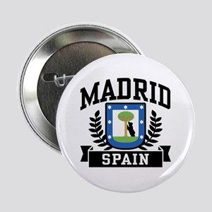 "Madrid Spain 2.25"" Button"
