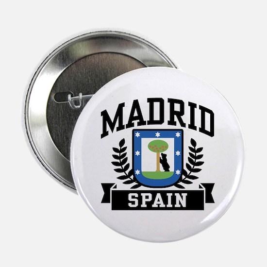 "Madrid Spain 2.25"" Button"