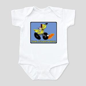 Hemi Stroller Infant Creeper