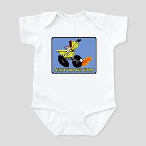 Future Race car driver Infant Creeper