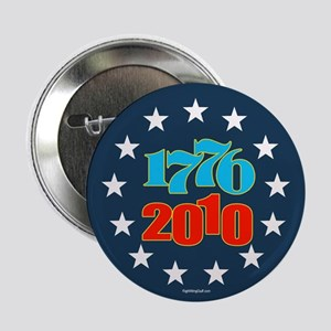 "1776 - 2010 2.25"" Button (10 pack)"