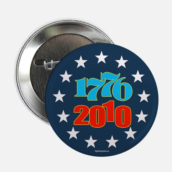 """1776 - 2010 2.25"""" Button (10 pack)"""