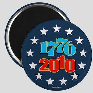 """1776 - 2010 2.25"""" Magnet (10 pack)"""