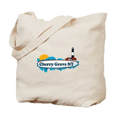 Cherry Grove - Fire Island Tote Bag