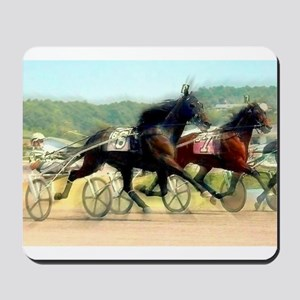Harness horse racing trotter present gift idea Mou