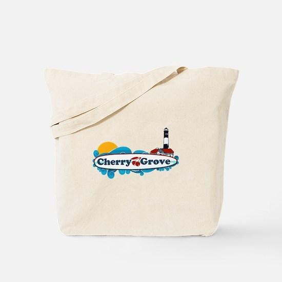 Cherry Grove - Fire Island Tote Bag