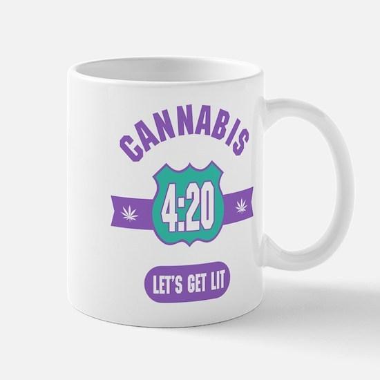 Cannabis 420 Mug