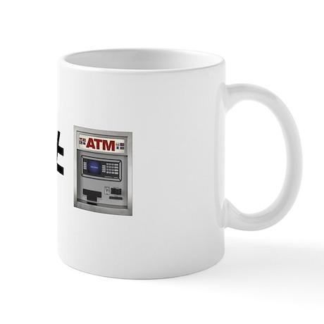 Mug - man not ATM
