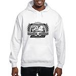 Amalgamated Menschen Int'l Hooded Sweatshirt