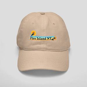 Fire Island - Beach Design Cap