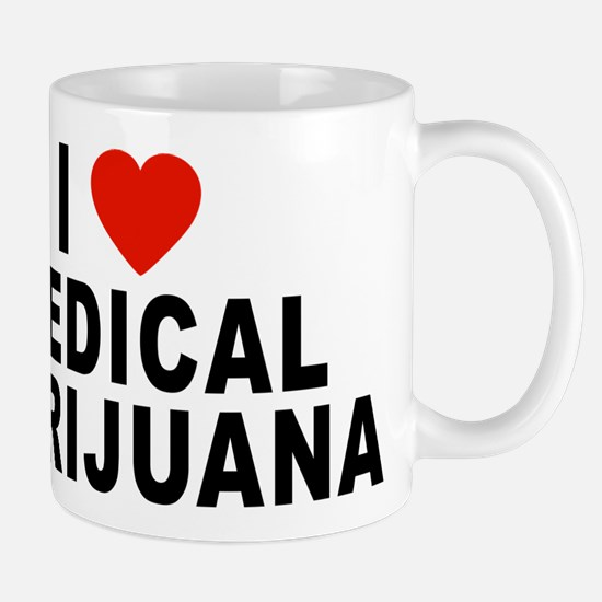 I Love Medical Marijuana Mug