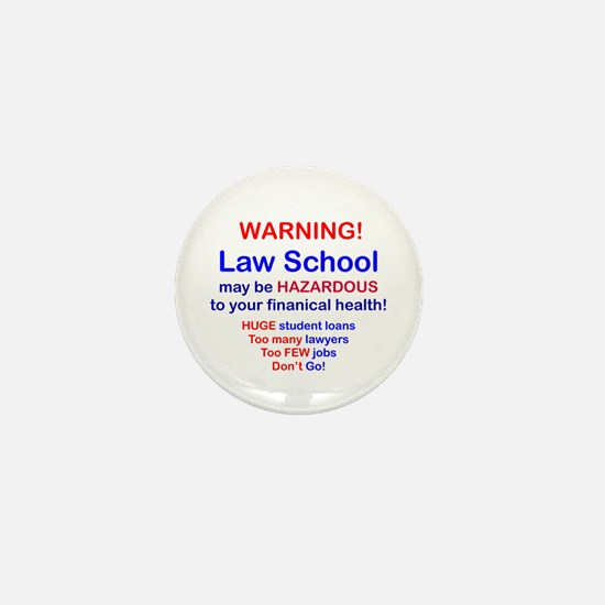 Cool Student loans Mini Button