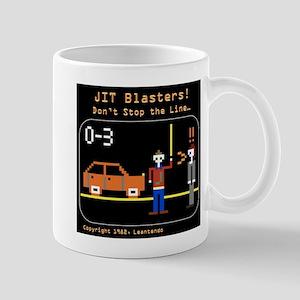Lean Blog JIT Blasters! Mug