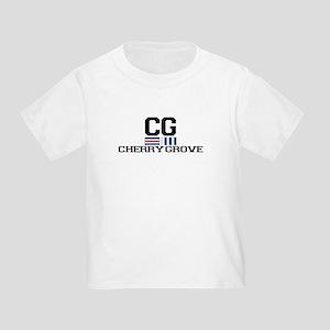 Cherry Grove - Nautical Design Toddler T-Sh