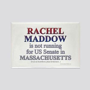 Maddow for Senate Rectangle Magnet