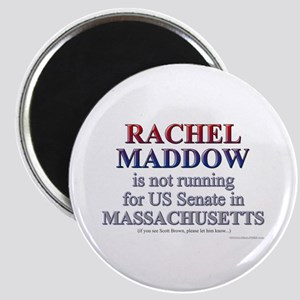 Maddow for Senate Magnet