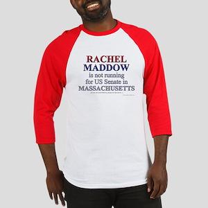 Maddow for Senate Baseball Jersey