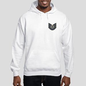 Technical Sergeant Hooded Sweatshirt 8