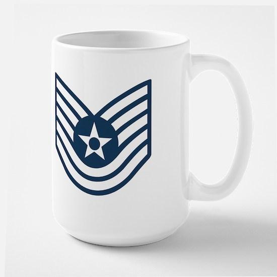 Technical Sergeant 15 Ounce Mug