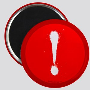 Exclamation Mark Magnet