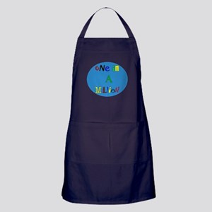 One in a million Apron (dark)