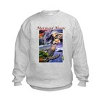 Kids Mermaid Magic Sweatshirt