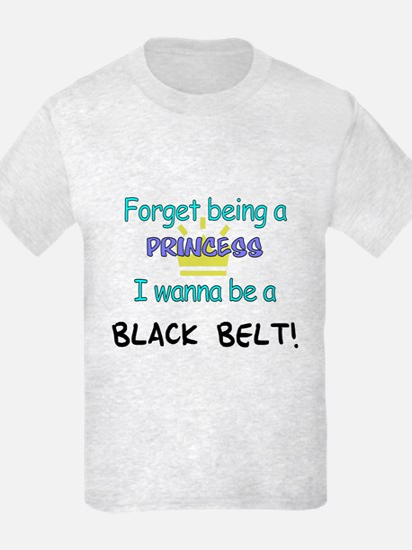 Black Belt Princess T-Shirt