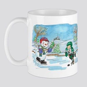 Hockey Holidays! Mug
