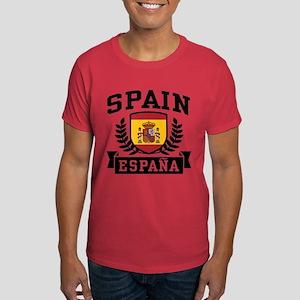 Spain Espana Dark T-Shirt