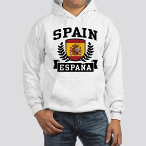 Spain Espana Hooded Sweatshirt