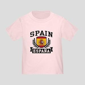 Spain Espana Toddler T-Shirt