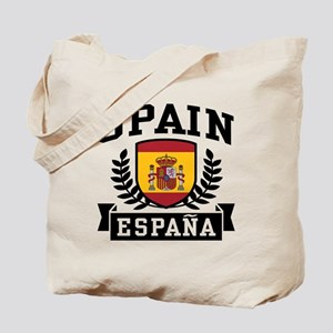 Spain Espana Tote Bag