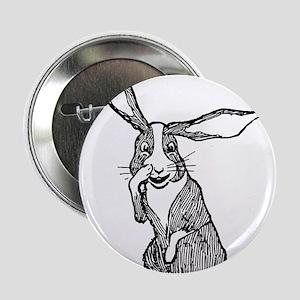 "Nosy Rabbit 2.25"" Button"